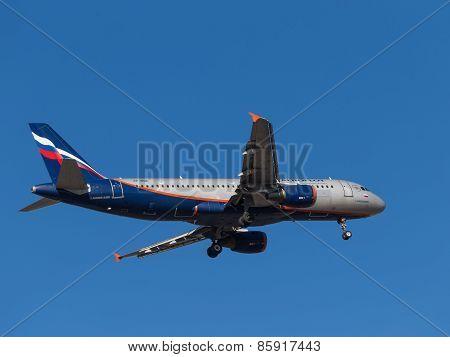 Airbus A320, V. Vereshchagin