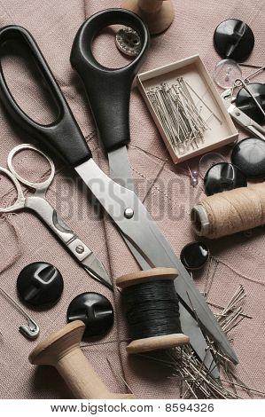 Sewing Kit.