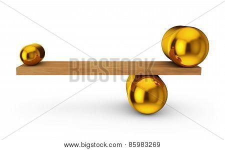 Golden Balance