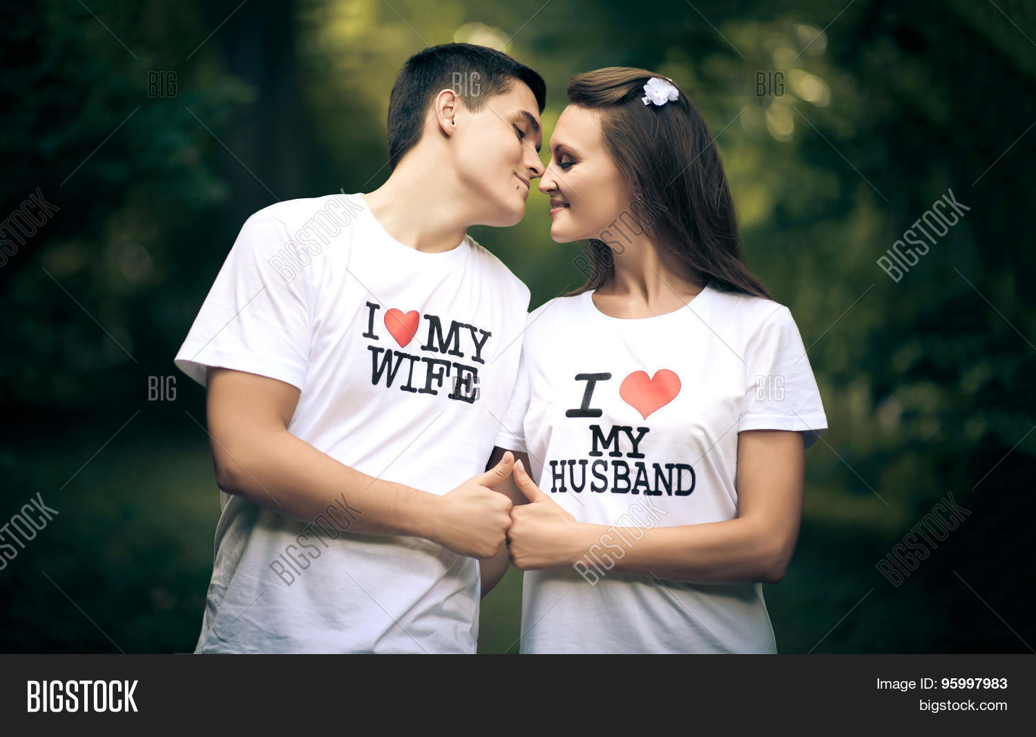 Husband and wife romance videos