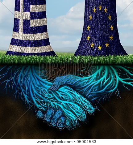 Greek Europe Agreement