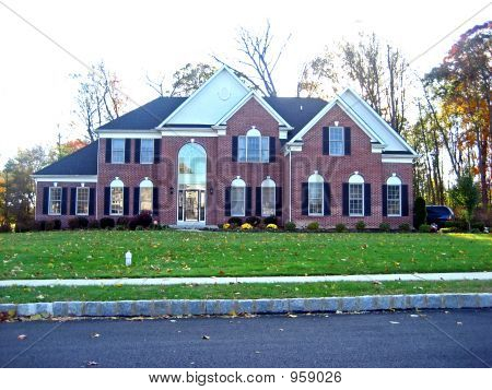 Luxurious New House