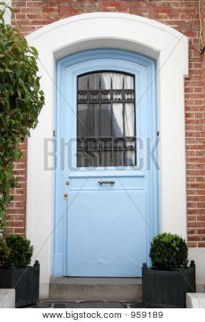 Sweet Calm Blue Door