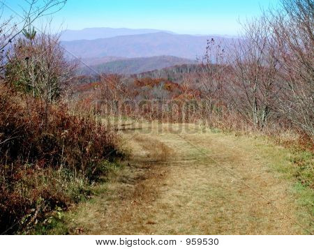 Appalachian Mountain Trail