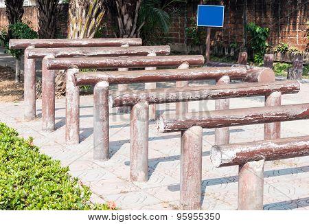 Cement Log Station