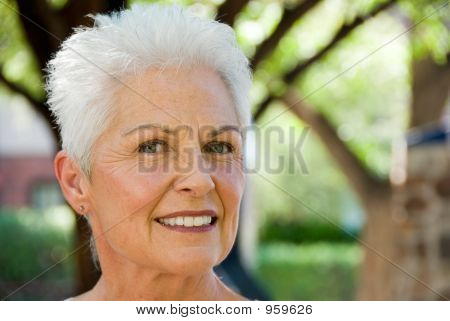 Beautiful 55 To 60 Year Old Woman