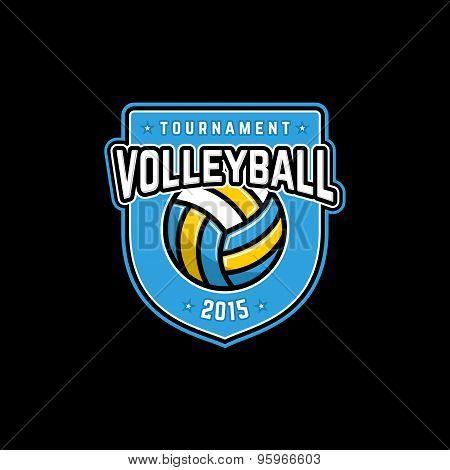 Volleyballbadge
