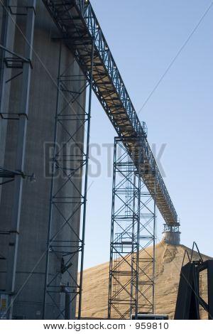 Corn Elevator Conveyor