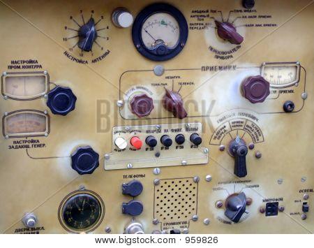Militärische Radiotelegraph