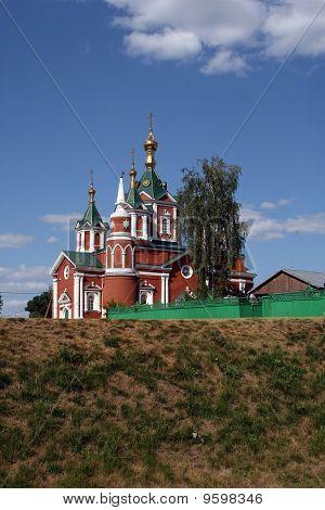 Krestovozdvizenskiy a cathedral