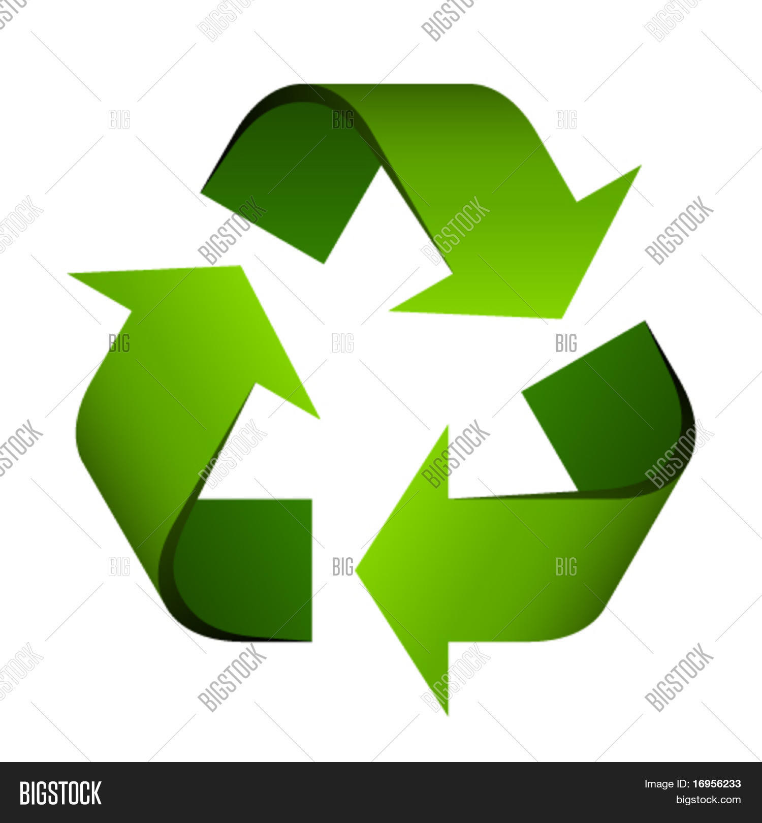 Vector Recycle Symbol Vector Photo Free Trial Bigstock