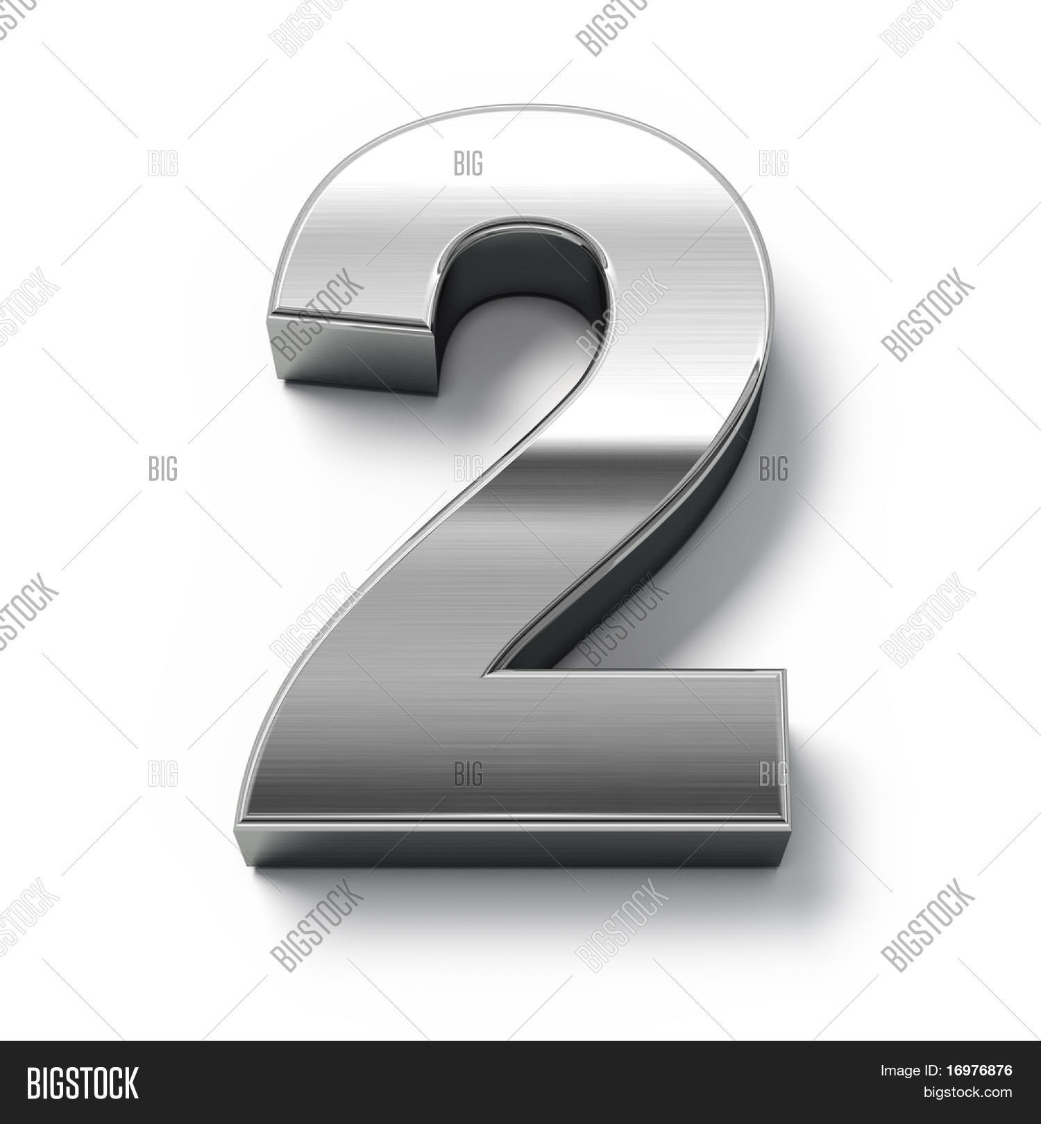 3d metal numbers number 0 image photo bigstock for Large 3d numbers