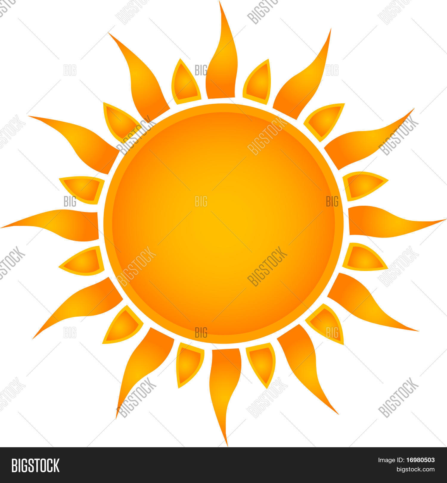 Sun symbol vector illustration vector photo bigstock sun symbol vector illustration buycottarizona Images