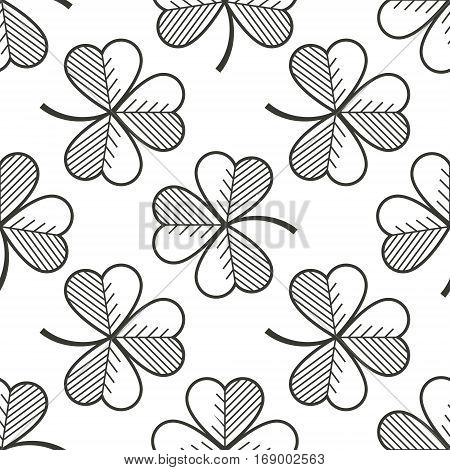 St. Patrick s Day seamless pattern. You can use the design for invitations, cards.
