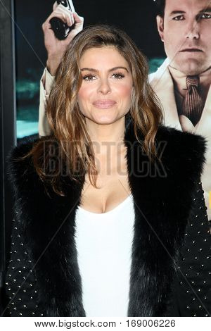 LOS ANGELES - JAN 9:  Maria Menounos at the