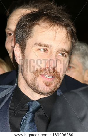 LOS ANGELES - JAN 9:  Sam Rockwell at the