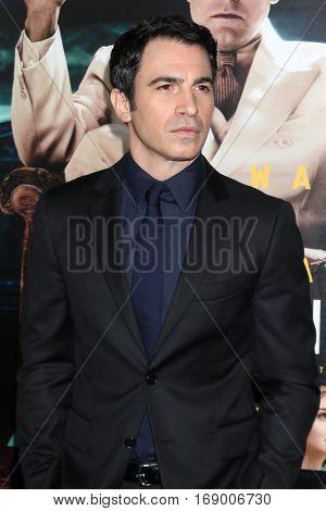 LOS ANGELES - JAN 9:  Chris Messina at the