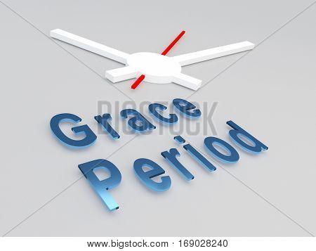 Grace Period Concept
