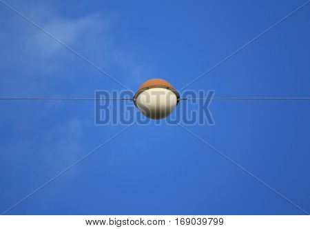 Aircraft Warning Ball of Electricity Transmission Line
