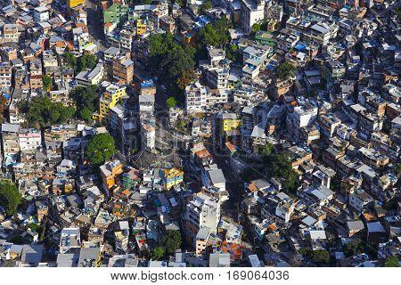 Rocinha community