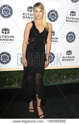 LOS ANGELES - JAN 7:  Ali Larter at the Art of Elysium 10th Annual Black Tie Heaven Gala at Red Studios on January 7, 2017 in Los Angeles, CA