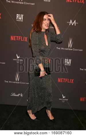 LOS ANGELES - JAN 8:  Scout Willis at the Weinstein And Netflix Golden Globes After Party at Beverly Hilton Hotel Adjacent on January 8, 2017 in Beverly Hills, CA
