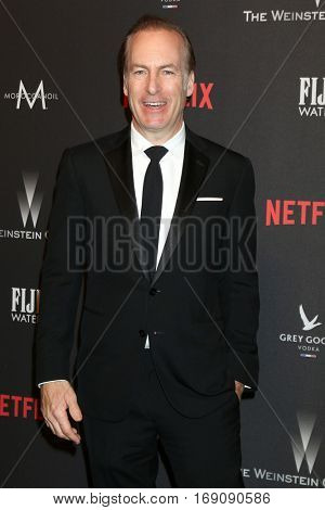LOS ANGELES - JAN 8:  Bob Odenkirk at the Weinstein And Netflix Golden Globes After Party at Beverly Hilton Hotel Adjacent on January 8, 2017 in Beverly Hills, CA