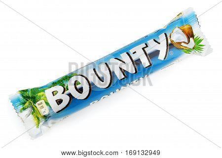 Bounty Candy Chocolate Bar