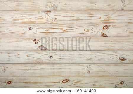 White Old Vintage Wooden Planks Background