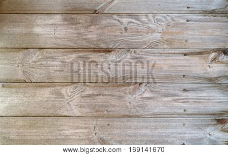 Gray Faded Old Vintage Wooden Planks Background