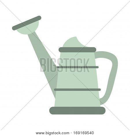 water can gardering equipment vector illustration eps 10