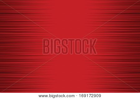 red horizontal shading background. Vintage pop art retro vector illustration