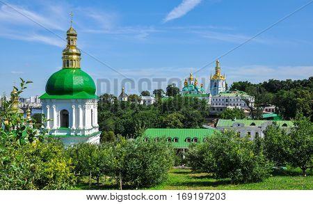 Kiev Pechersk Lavra in city of Kiev Ukraine