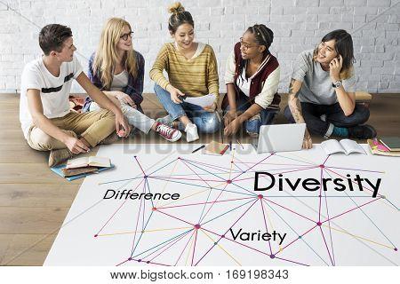 Difference Variety Diversity Teamwork Success