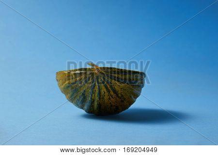 Close up of half melon