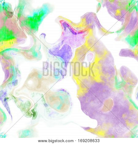 A digitally created seamless grunge style watercolor background texture.
