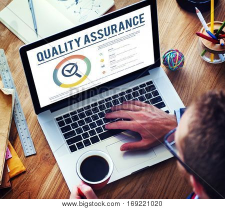 Quality Assurance Warranty Guarantee Standard Concept