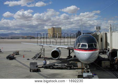 Airport Scenic