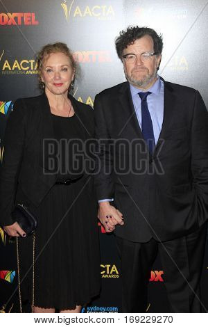 LOS ANGELES - JAN 6:  Guest, Kenneth Lonergan at the 6th AACTA International Awards at 229 Images on January 6, 2017 in Los Angeles, CA
