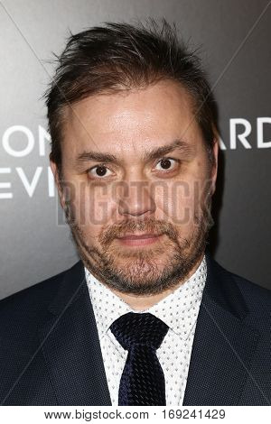 NEW YORK-JAN 4: Director Theodore Melfi attends the National Board of Review Gala at Cipriani Wall Street in New York on January 4, 2017.