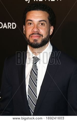 NEW YORK-JAN 4: Director Ezra Edelman attends the National Board of Review Gala at Cipriani Wall Street in New York on January 4, 2017.