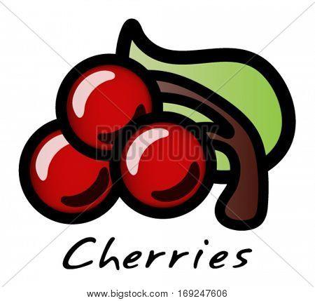 slot machine cherry symbol