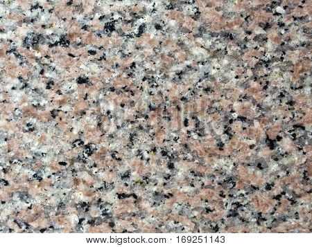 Closeup of marble granite abstract texture background