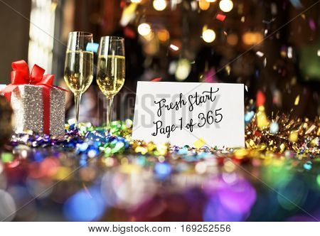 Christmas Cheers Celebration Party Xmas Concept