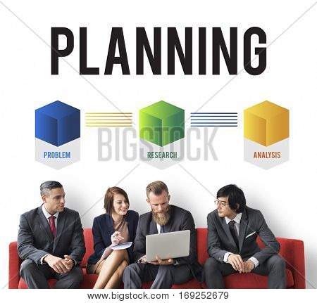 Planning Goals Strategy Solution Startup