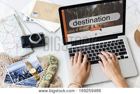 Journey Travel Exploration Vacation Concept