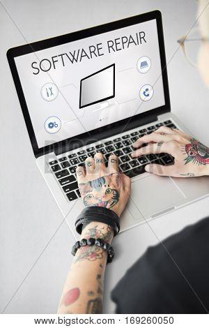 Technology Technical Assistance Repair Concept