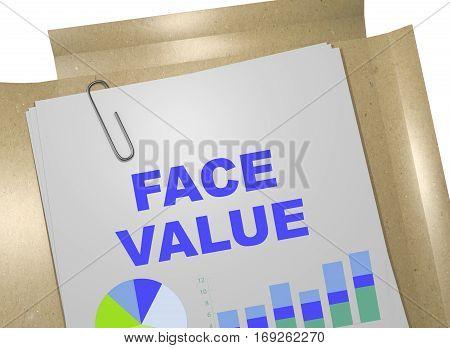 Face Value - Business Concept