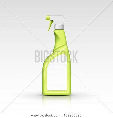 Detergent Spray Bottle