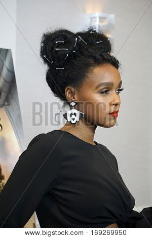 LOS ANGELES - JAN 4:  Janelle Monae at the